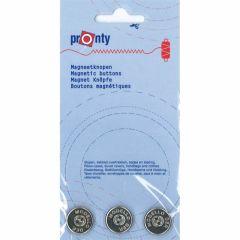 Pronty Magneetknopen - 10st
