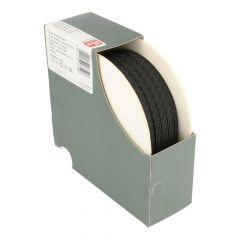 Prym Super elastiek 7mm zwart of wit 50m - 1st