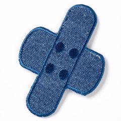 Prym Applicatie pleister jeans middenblauw - 3st   G