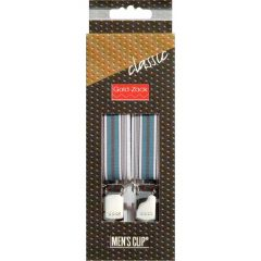 Prym Men's Clip Classic 110cm-25mm grijs - 1st  EE