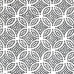 Tissu de Marie Stof stippen 1.15m - 10m