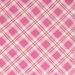 Tissu de Marie Stof flanel ruiten 1.10m - 10m