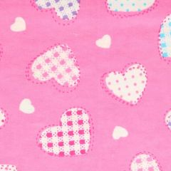 Tissu de Marie Stof flanel harten 1.15m - 10m