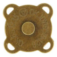 Magneetknopen 2x zo sterk aannaaibaar extra plat-100st