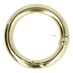 Opry Ring met kliksluiting goud of zilver - 12st