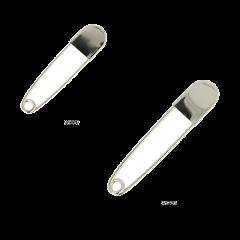 Opry Kiltspelden 11-12,5cm nikkel - 5st