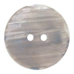 Knoop parelmoer aquarel maat 28 - 17.50mm -50st