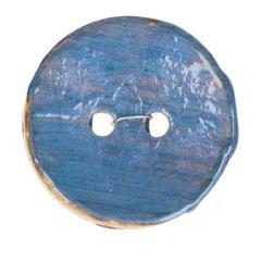 Knoop kokos vintage - maat 54 - 25 st