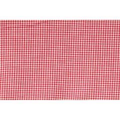 Tissu de Marie Stof ruiten klein 1.50m - 10m
