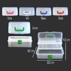 Opry Naaidoos 30,5x16,5x14,5cm - 6,7 liter - 1st