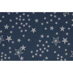 Tissu de Marie Stof sterren klein 1.50m - 10m
