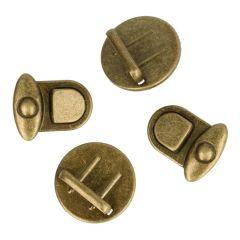 Tassluitingen rond groot SI, AGO, ASI- 10 stuks