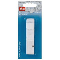 Prym BH-sluiting 3 sluitstanden 20mm wit - 5st