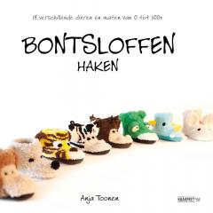 Bontsloffen haken - Anja Toonen - 1st