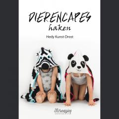 Dierencapes haken - Hedy Kunst-Drost - 1st