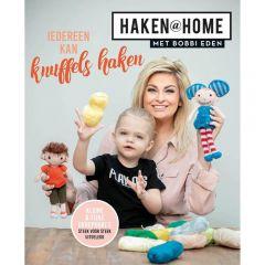 Haken @ home iedereen kan knuffels haken - Bobbi Eden - 1st