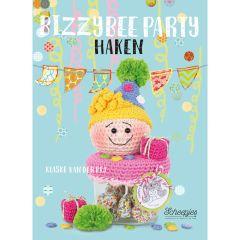 Bizzybee party haken - Klaske van der Bij - 1st