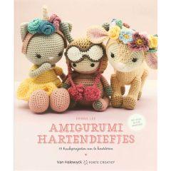 Amigurumi hartendiefjes - Erinna Lee - 1st