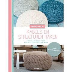 Kabels en structuren haken - Leonie Schellingerhout- 1st