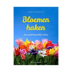 Bloemen haken - Marjolein Flick - 1st