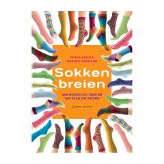 Sokken breien - Jo An Luijken en Marlies Hoogland - 1st