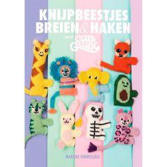 Knijpbeestjes breien en haken - Marieke Voorsluijs - 1st