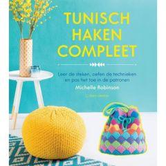 Tunisch haken compleet - Michelle Robinson - 1st