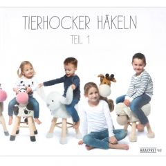 Tierhocker häkeln 1 - Anja Toonen - 1st