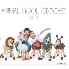 Animal stool crochet 2 - Anja Toonen - 1st