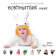 Bontmutsen haken - Anja Toonen - 1st