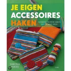 Je Eigen Accessoires Haken - Marcella Mercks - 1st