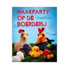 Haakparty op de boerderij - Christel Krukkert - 1st