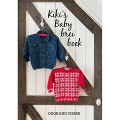 Kiki's baby breiboek - Kiki Visser - 1st