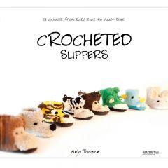 Crocheted slippers - Anja Toonen - 1st