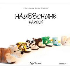 Hausschuhe häkeln - Anja Toonen - 1st