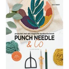 Punch needle en co - Julie Robert - 1st