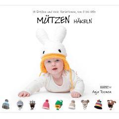 Mützen häkeln - Anja Toonen - 1st