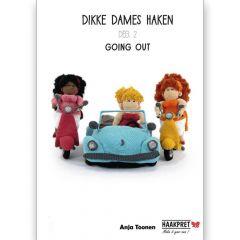 Dikke dames haken 2 - Anja Toonen - 1st