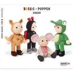 Beesie-poppen haken - Anja Toonen - 1st