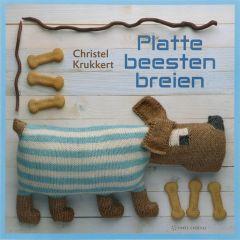 Platte beesten breien - Christel Krukkert - 1st