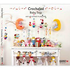 Crocheted baby toys - Anja Toonen - 1st