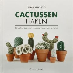 Cactussen haken - Sarah Abbondio - 1st