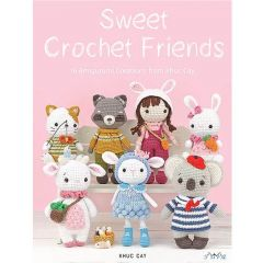 Sweet crochet friends - Hoang Thi Ngoc Anh - 1st