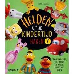 Helden uit je kindertijd haken 2 - Sophie Kirschbaum - 1st