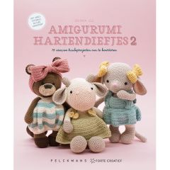 Amigurumi hartendiefjes 2 - Erinna Lee - 1st