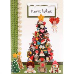 Kerst haken - Anja Toonen - 1st