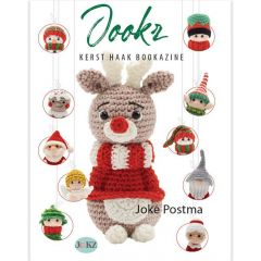 Jookz Kerst haak bookazine - Joke Postma - 1st