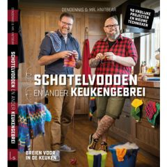 Schotelvodden - DenDennis en Mr. Knitbear - 1st