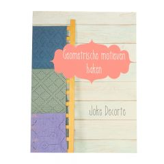 Geometrische motieven haken - Joke Decorte - 1st