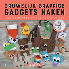 Gruwelijk grappige gadgets haken - DenDennis - 1st